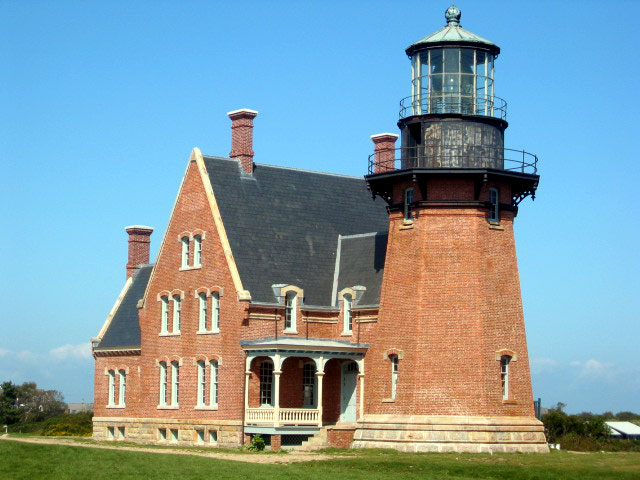 Southeast Lighthouse Built